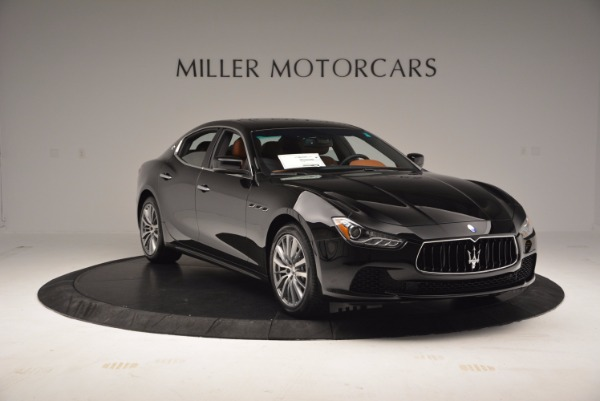 Used 2017 Maserati Ghibli S Q4 EX-Loaner for sale Sold at Aston Martin of Greenwich in Greenwich CT 06830 11
