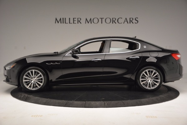 Used 2017 Maserati Ghibli S Q4 EX-Loaner for sale Sold at Aston Martin of Greenwich in Greenwich CT 06830 3