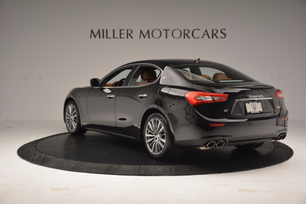 Used 2017 Maserati Ghibli S Q4 EX-Loaner for sale Sold at Aston Martin of Greenwich in Greenwich CT 06830 5