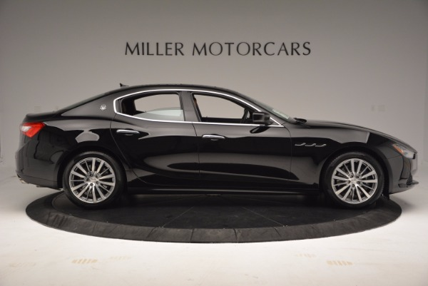 Used 2017 Maserati Ghibli S Q4 EX-Loaner for sale Sold at Aston Martin of Greenwich in Greenwich CT 06830 9