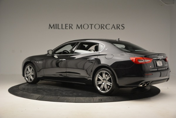 New 2017 Maserati Quattroporte S Q4 GranLusso for sale Sold at Aston Martin of Greenwich in Greenwich CT 06830 4