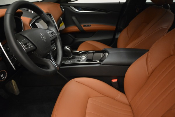 New 2017 Maserati Ghibli S Q4 for sale Sold at Aston Martin of Greenwich in Greenwich CT 06830 14