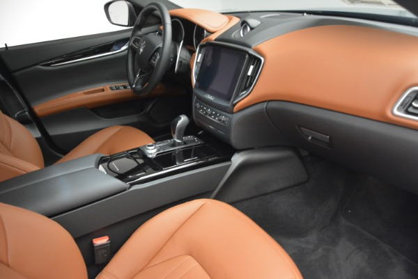 New 2017 Maserati Ghibli S Q4 for sale Sold at Aston Martin of Greenwich in Greenwich CT 06830 21