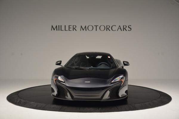 New 2016 McLaren 650S Spider for sale Sold at Aston Martin of Greenwich in Greenwich CT 06830 14