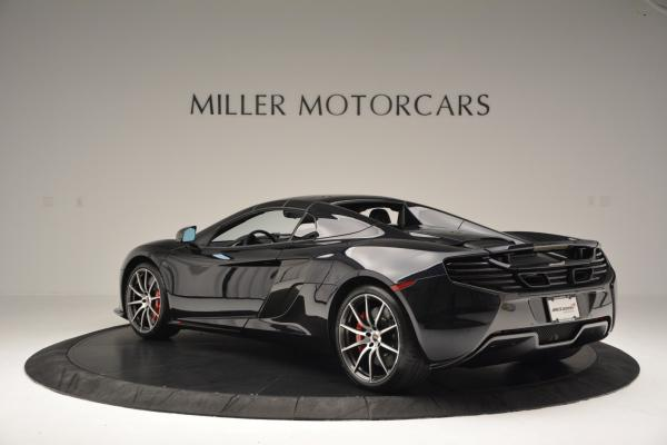 New 2016 McLaren 650S Spider for sale Sold at Aston Martin of Greenwich in Greenwich CT 06830 17