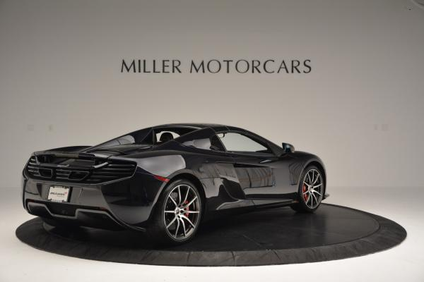 New 2016 McLaren 650S Spider for sale Sold at Aston Martin of Greenwich in Greenwich CT 06830 19