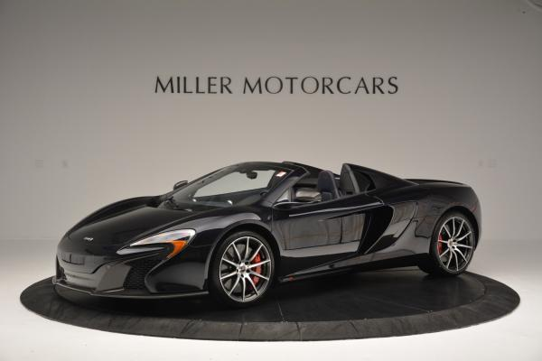 New 2016 McLaren 650S Spider for sale Sold at Aston Martin of Greenwich in Greenwich CT 06830 2