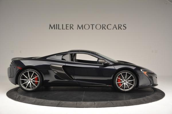 New 2016 McLaren 650S Spider for sale Sold at Aston Martin of Greenwich in Greenwich CT 06830 20