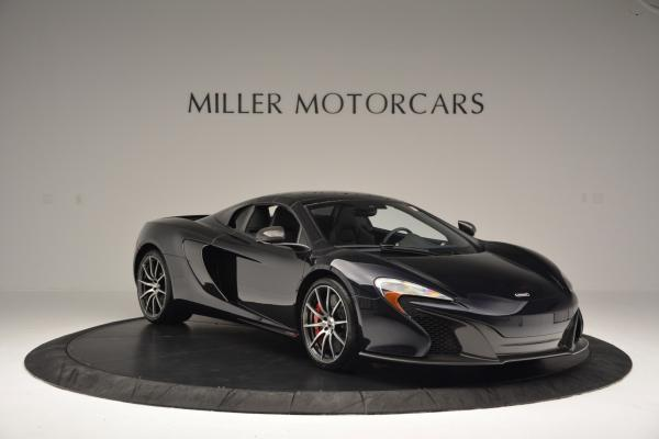 New 2016 McLaren 650S Spider for sale Sold at Aston Martin of Greenwich in Greenwich CT 06830 21