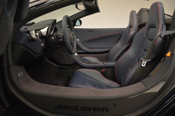 New 2016 McLaren 650S Spider for sale Sold at Aston Martin of Greenwich in Greenwich CT 06830 23