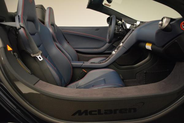 New 2016 McLaren 650S Spider for sale Sold at Aston Martin of Greenwich in Greenwich CT 06830 27