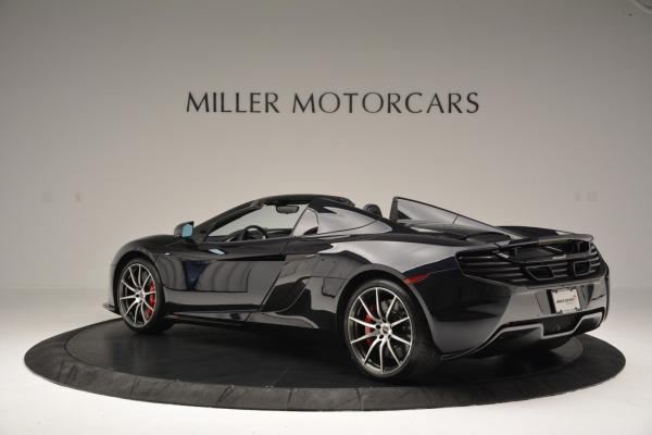 New 2016 McLaren 650S Spider for sale Sold at Aston Martin of Greenwich in Greenwich CT 06830 4