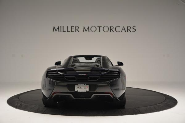New 2016 McLaren 650S Spider for sale Sold at Aston Martin of Greenwich in Greenwich CT 06830 6