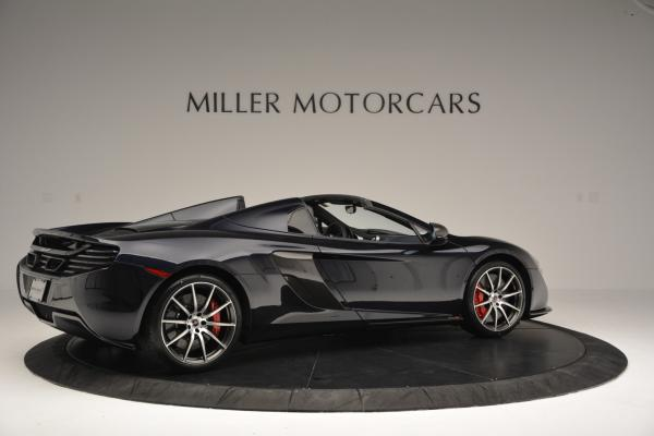 New 2016 McLaren 650S Spider for sale Sold at Aston Martin of Greenwich in Greenwich CT 06830 8