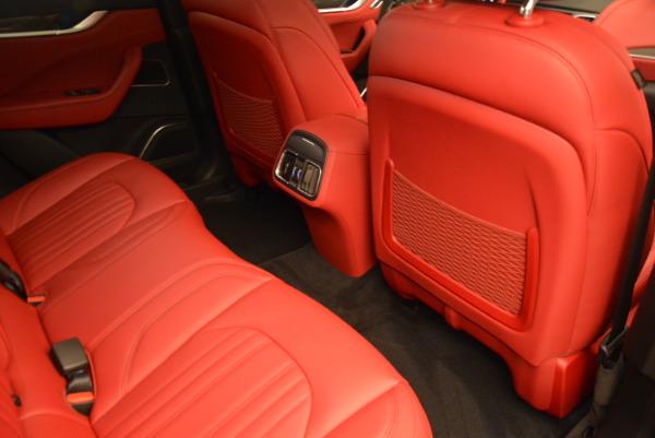 New 2017 Maserati Levante S for sale Sold at Aston Martin of Greenwich in Greenwich CT 06830 25