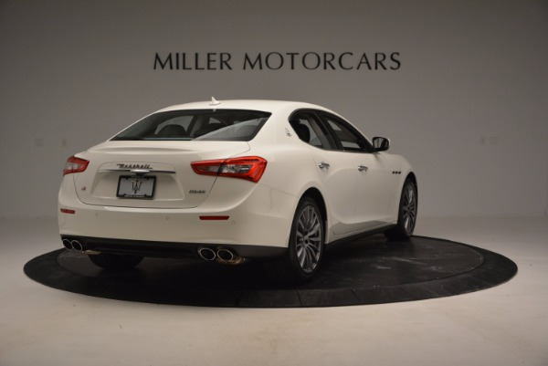 Used 2017 Maserati Ghibli S Q4 Ex-Loaner for sale Sold at Aston Martin of Greenwich in Greenwich CT 06830 7