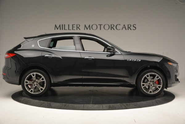 New 2017 Maserati Levante S for sale Sold at Aston Martin of Greenwich in Greenwich CT 06830 9