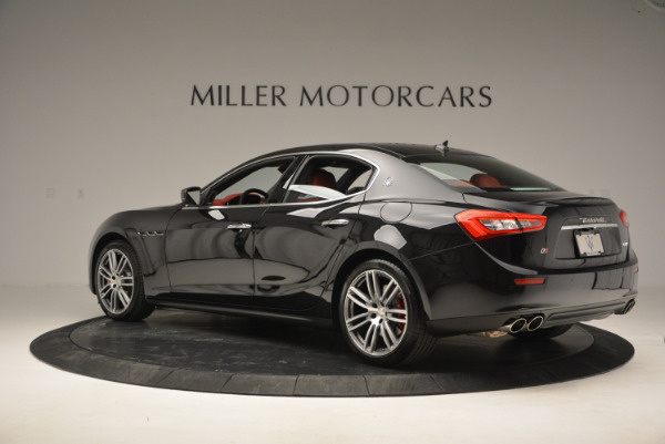 New 2017 Maserati Ghibli S Q4 for sale Sold at Aston Martin of Greenwich in Greenwich CT 06830 4