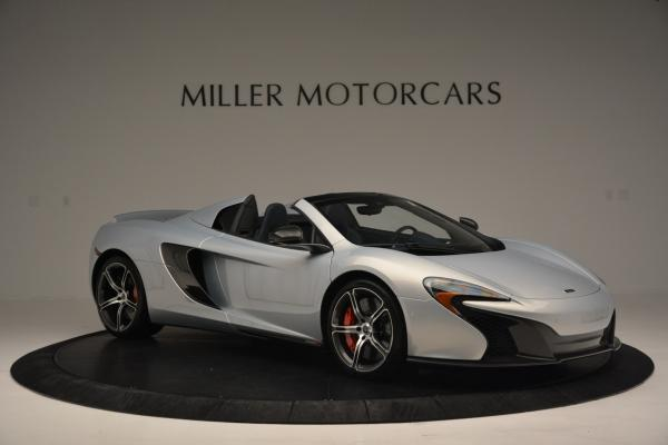 New 2016 McLaren 650S Spider for sale Sold at Aston Martin of Greenwich in Greenwich CT 06830 10