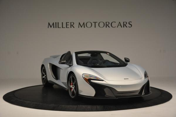 New 2016 McLaren 650S Spider for sale Sold at Aston Martin of Greenwich in Greenwich CT 06830 11