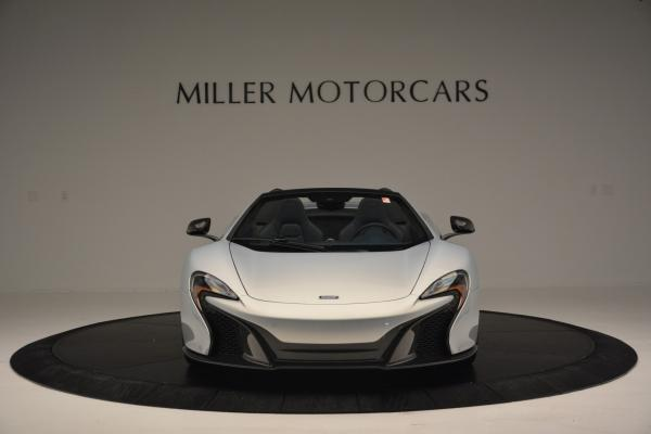 New 2016 McLaren 650S Spider for sale Sold at Aston Martin of Greenwich in Greenwich CT 06830 12