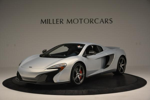 New 2016 McLaren 650S Spider for sale Sold at Aston Martin of Greenwich in Greenwich CT 06830 13
