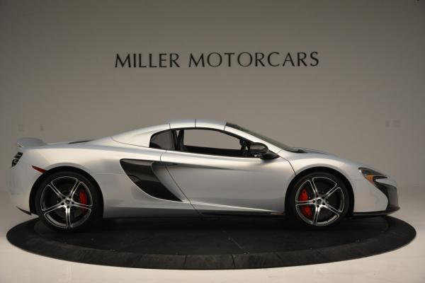 New 2016 McLaren 650S Spider for sale Sold at Aston Martin of Greenwich in Greenwich CT 06830 18
