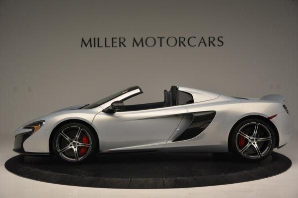 New 2016 McLaren 650S Spider for sale Sold at Aston Martin of Greenwich in Greenwich CT 06830 3