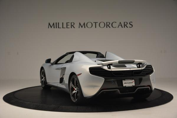 New 2016 McLaren 650S Spider for sale Sold at Aston Martin of Greenwich in Greenwich CT 06830 5