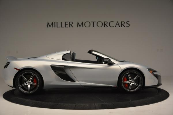 New 2016 McLaren 650S Spider for sale Sold at Aston Martin of Greenwich in Greenwich CT 06830 9