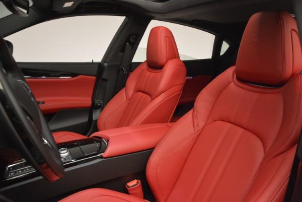 New 2017 Maserati Quattroporte S Q4 GranSport for sale Sold at Aston Martin of Greenwich in Greenwich CT 06830 14