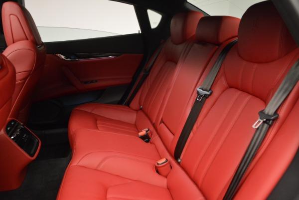 New 2017 Maserati Quattroporte S Q4 GranSport for sale Sold at Aston Martin of Greenwich in Greenwich CT 06830 17