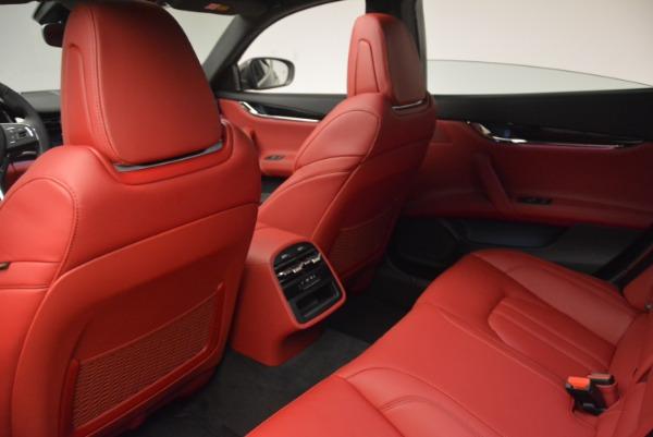 New 2017 Maserati Quattroporte S Q4 GranSport for sale Sold at Aston Martin of Greenwich in Greenwich CT 06830 18