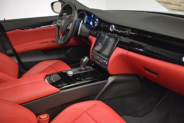 New 2017 Maserati Quattroporte S Q4 GranSport for sale Sold at Aston Martin of Greenwich in Greenwich CT 06830 19