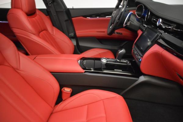 New 2017 Maserati Quattroporte S Q4 GranSport for sale Sold at Aston Martin of Greenwich in Greenwich CT 06830 20