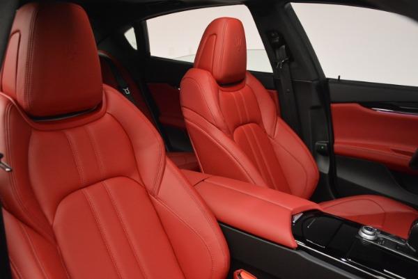 New 2017 Maserati Quattroporte S Q4 GranSport for sale Sold at Aston Martin of Greenwich in Greenwich CT 06830 21