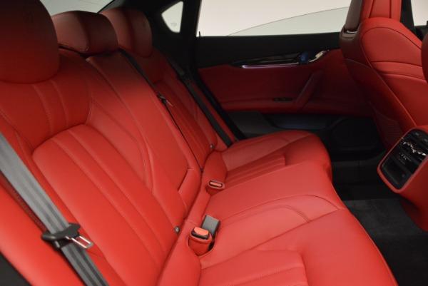 New 2017 Maserati Quattroporte S Q4 GranSport for sale Sold at Aston Martin of Greenwich in Greenwich CT 06830 23