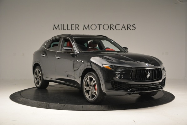New 2017 Maserati Levante for sale Sold at Aston Martin of Greenwich in Greenwich CT 06830 11