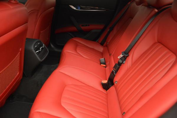 Used 2017 Maserati Ghibli S Q4 for sale $51,900 at Aston Martin of Greenwich in Greenwich CT 06830 18