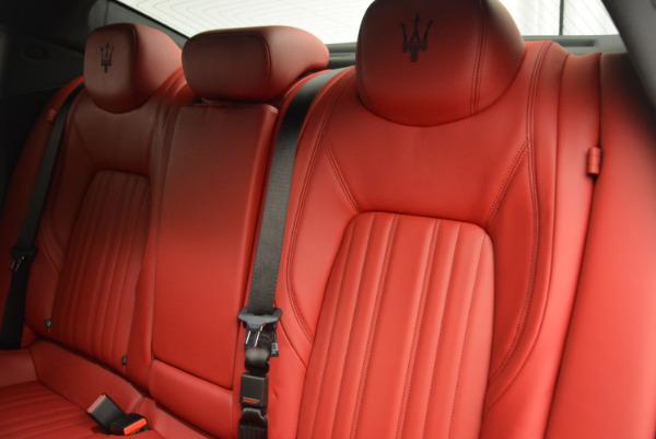 Used 2017 Maserati Ghibli S Q4 for sale $51,900 at Aston Martin of Greenwich in Greenwich CT 06830 19