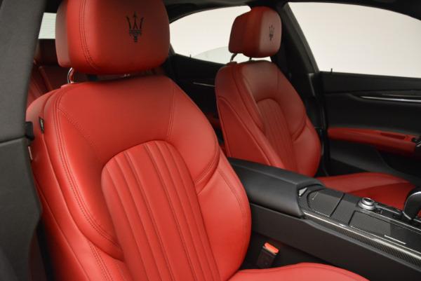 Used 2017 Maserati Ghibli S Q4 for sale $51,900 at Aston Martin of Greenwich in Greenwich CT 06830 22