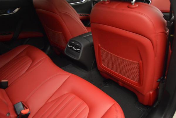 Used 2017 Maserati Ghibli S Q4 for sale $51,900 at Aston Martin of Greenwich in Greenwich CT 06830 23