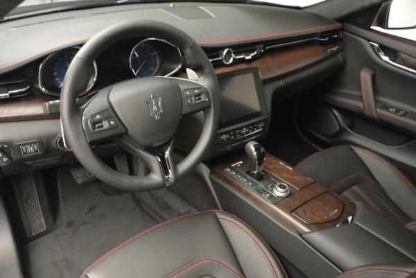 New 2017 Maserati Quattroporte S Q4 GranLusso for sale Sold at Aston Martin of Greenwich in Greenwich CT 06830 16
