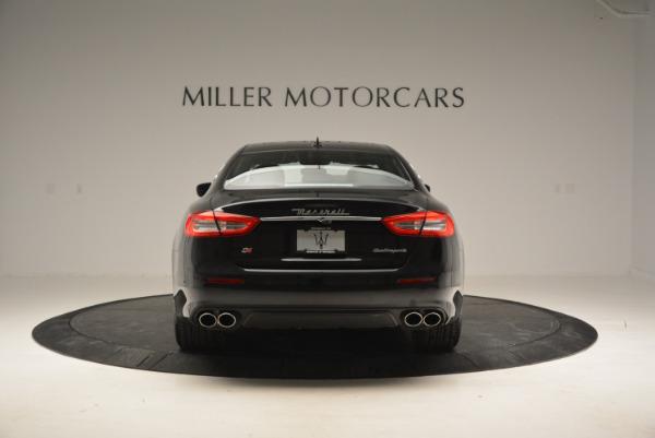 New 2017 Maserati Quattroporte S Q4 GranLusso for sale Sold at Aston Martin of Greenwich in Greenwich CT 06830 6