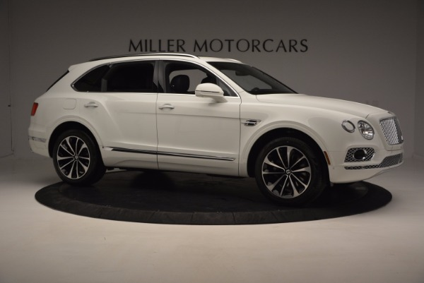 New 2017 Bentley Bentayga for sale Sold at Aston Martin of Greenwich in Greenwich CT 06830 10