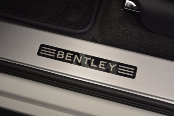 New 2017 Bentley Bentayga for sale Sold at Aston Martin of Greenwich in Greenwich CT 06830 28