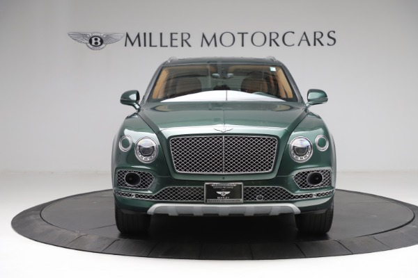 Used 2017 Bentley Bentayga W12 for sale Sold at Aston Martin of Greenwich in Greenwich CT 06830 12