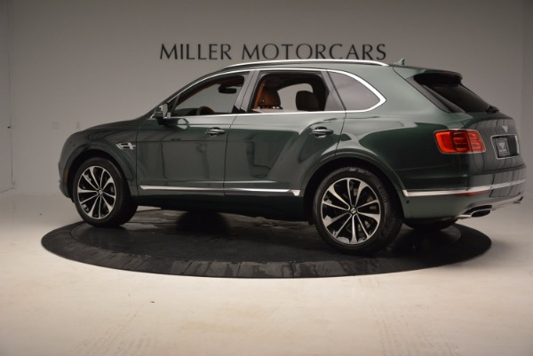 New 2017 Bentley Bentayga for sale Sold at Aston Martin of Greenwich in Greenwich CT 06830 4
