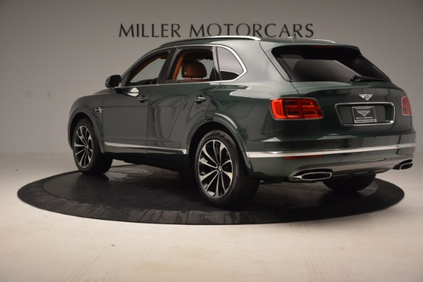 Used 2017 Bentley Bentayga W12 for sale Sold at Aston Martin of Greenwich in Greenwich CT 06830 5