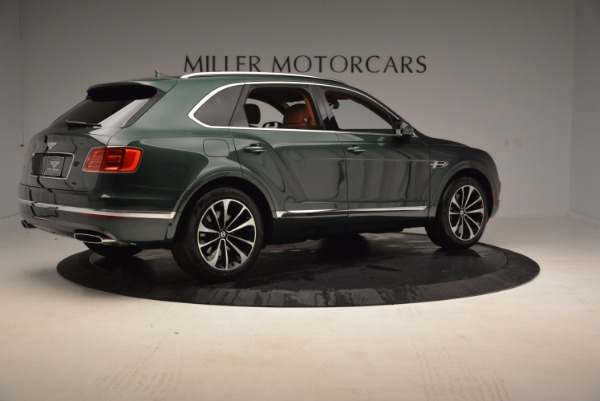 Used 2017 Bentley Bentayga W12 for sale Sold at Aston Martin of Greenwich in Greenwich CT 06830 8